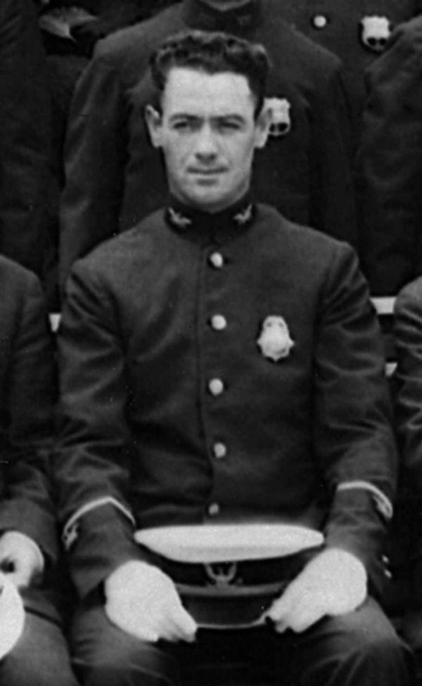 Former Glen Cove Police Chief Frank McCue in
