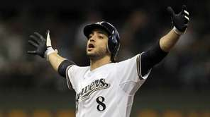 Ryan Braun was suspended on July 22, 2013