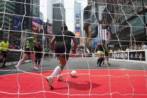 The Eighth Annual Street Soccer USA National Cup