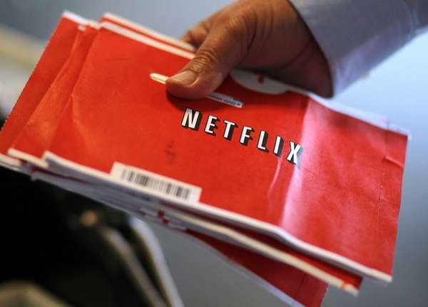 Even though Netflix's profit more than quadrupled, the