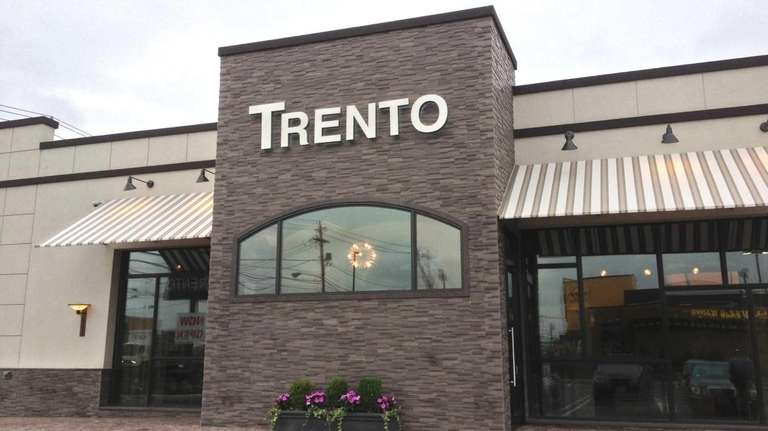 Trento is a new Italian restaurant along Route