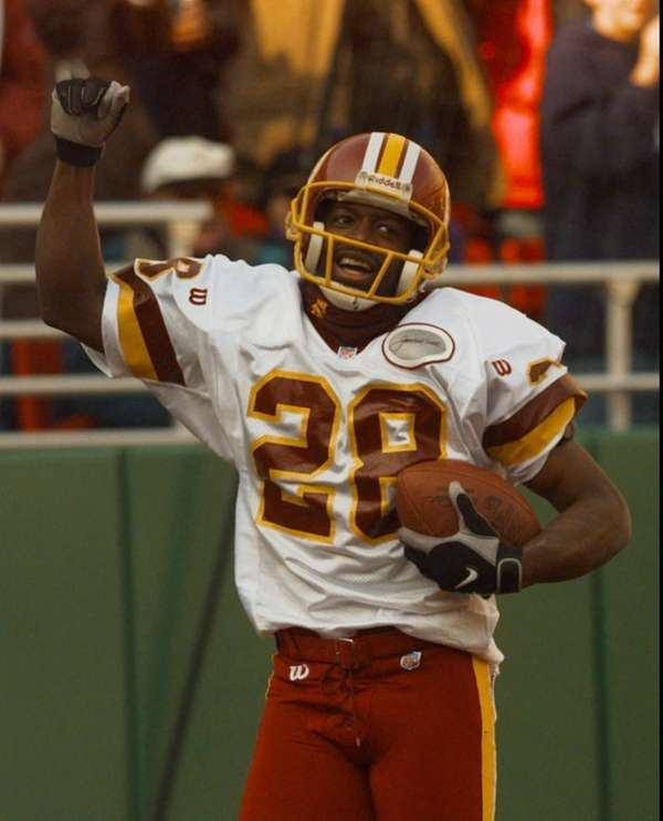 Darrell Green thinks the Redskins should consider a