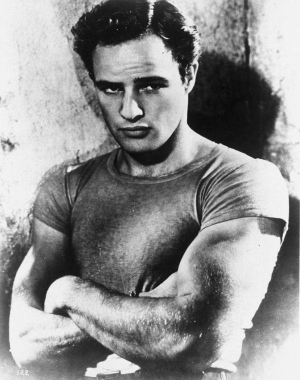 "1951: Marlon Brando in ""A Streetcar Named Desire"""
