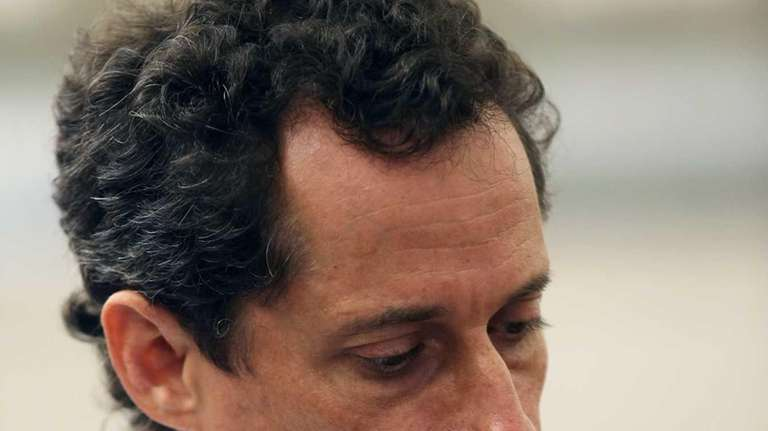 Anthony Weiner, a leading candidate for New York