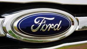 Ford Motor Co. reported better-than-expected earnings for the