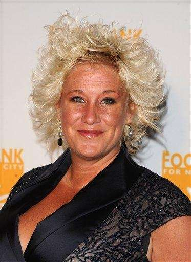 (Food Network, 2012-present): Chef Anne Burrell travels to