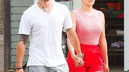 Jennifer Lopez spends her birthday in East Hampton