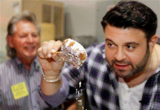 (Travel Channel, 2008-2010): Brooklyn native Adam Richman went