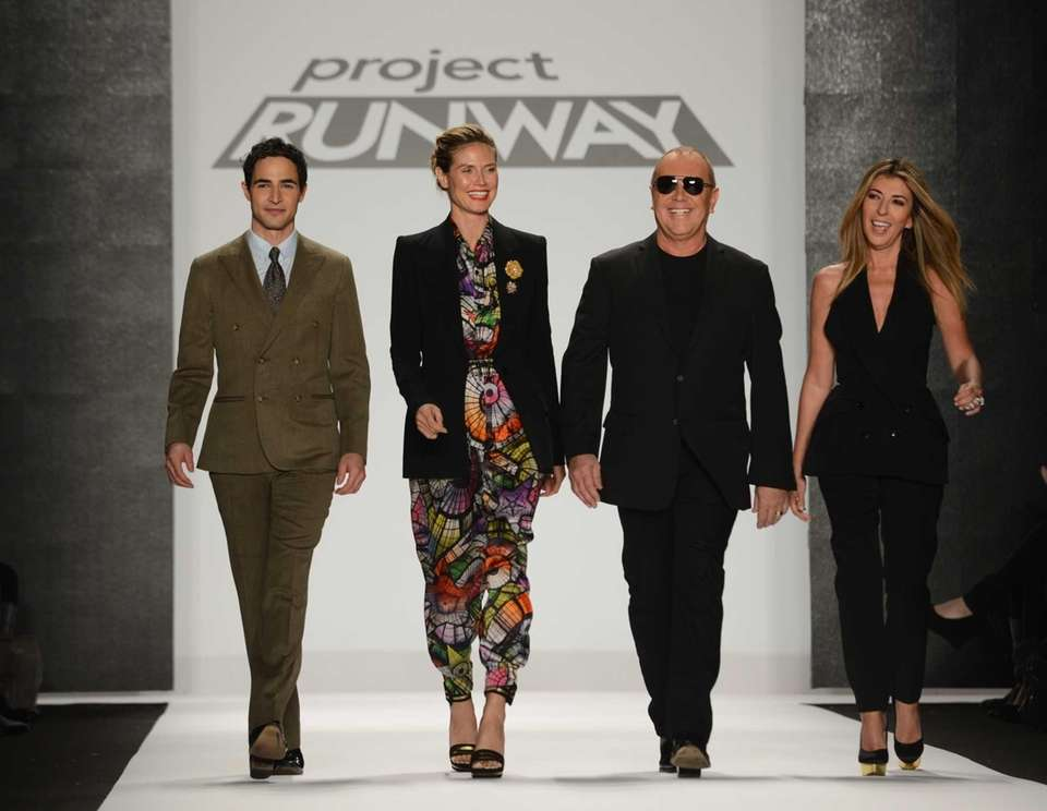 (Bravo/Lifetime, 2004-present): A group of aspiring designers competes