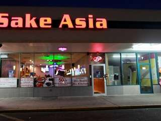 Sake Asian restaurant, located in West Babylon. (July
