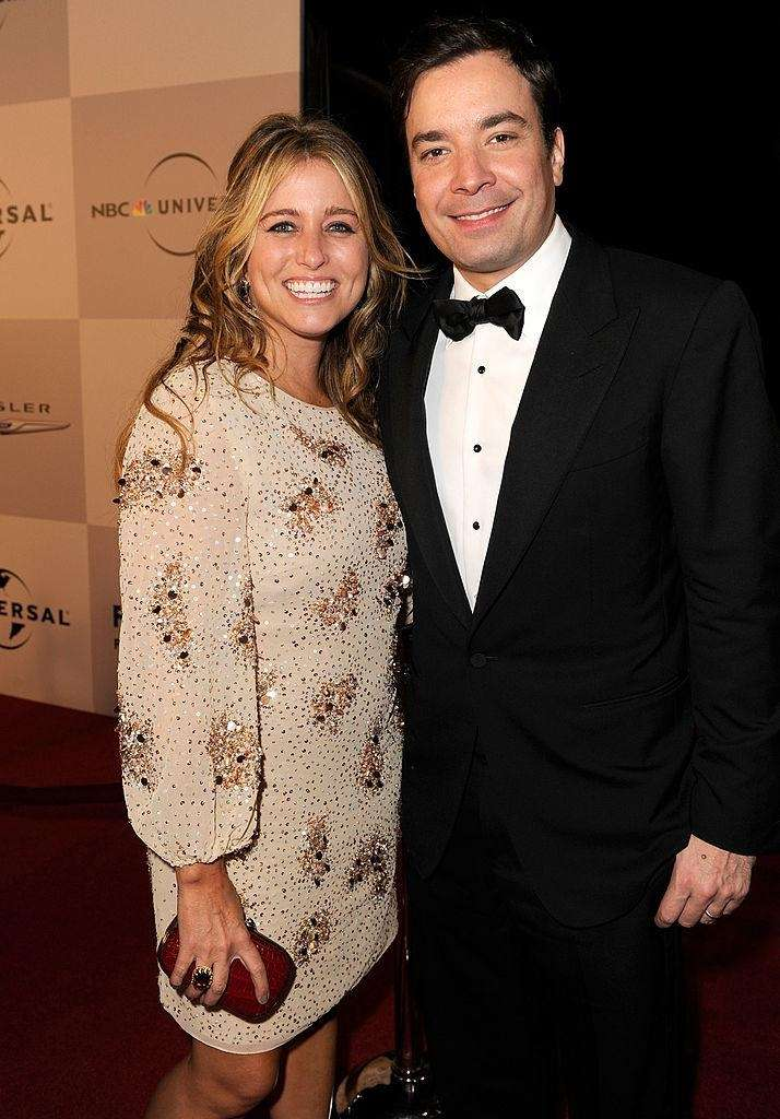 Parents: Jimmy Fallon and Nancy Juvonen Children: Winnie
