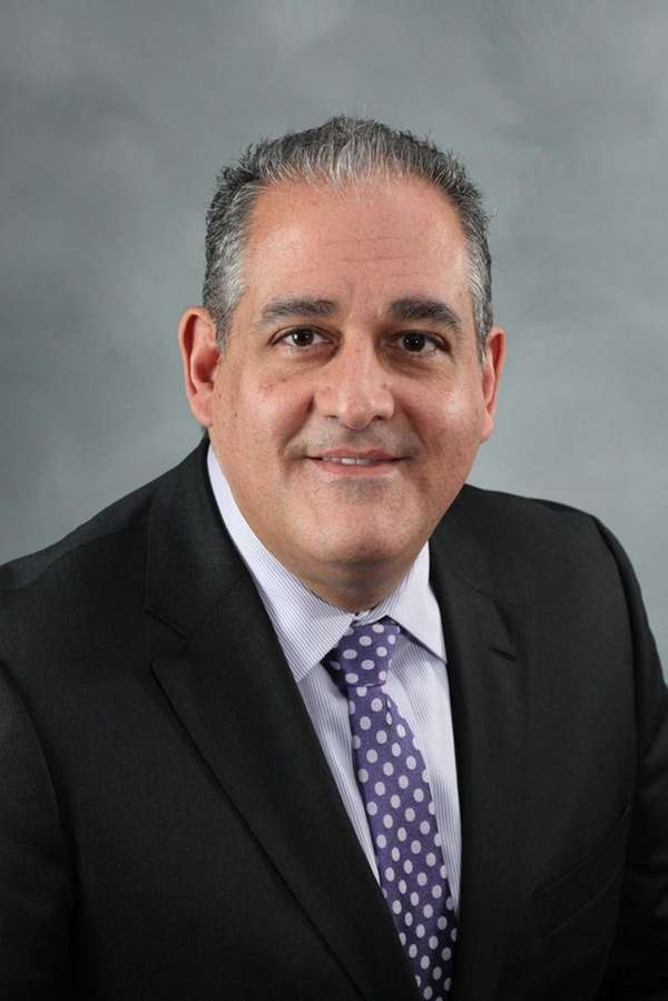 Stephen Bracone of East Hills has been promoted