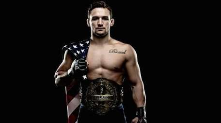 Bellator lightweight champion Michael Chandler.
