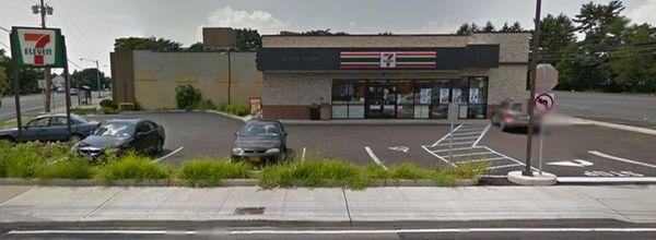 A 7-Eleven store at 1599 Hillside Avenue in