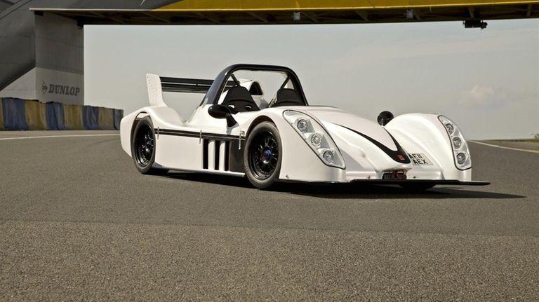 Radical SR3 racecar is far cry from Porsche 911, Ferrari 458 | Newsday