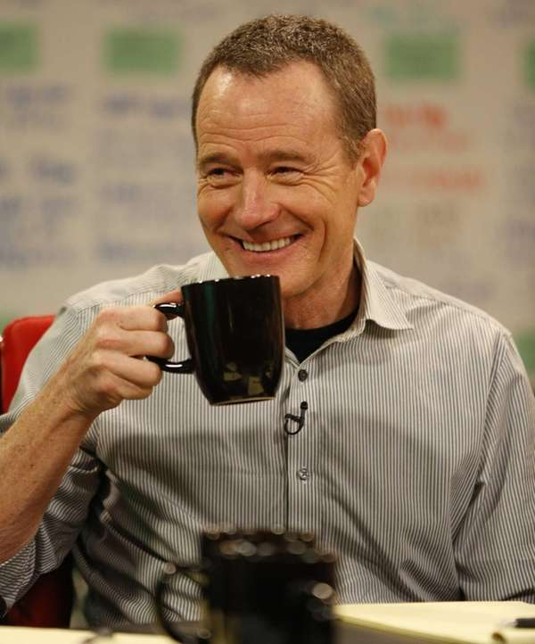 Bryan Cranston in the Sundance Channel original series