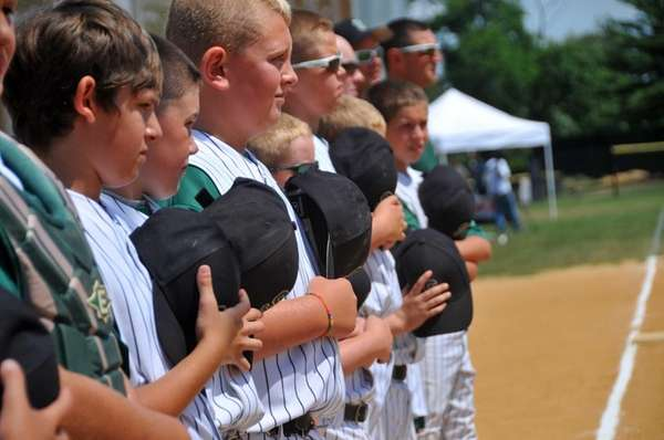 Little League players take to the field Saturday