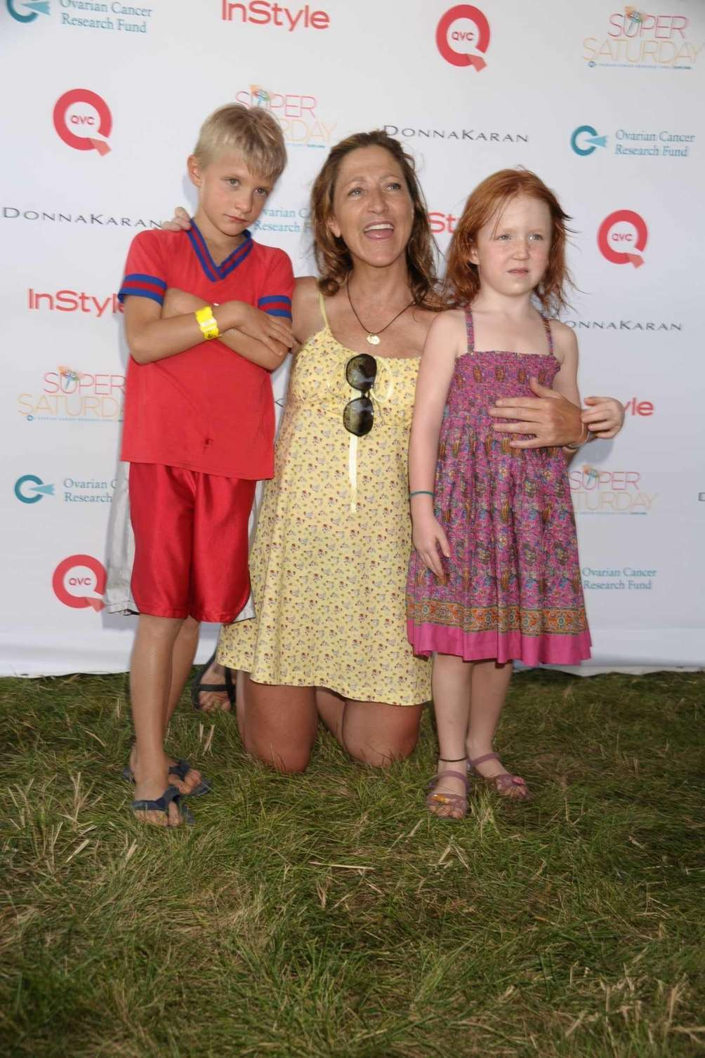 As a single mother, Edie Falco adopted Anderson
