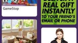The Jifiti app allows gift givers to scan