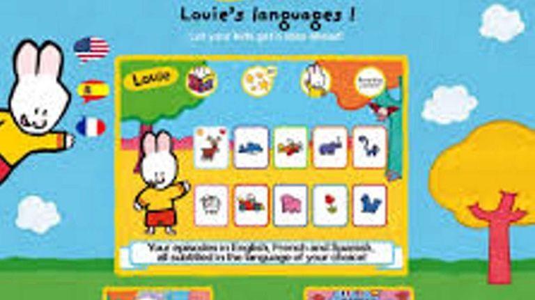 Louie's Languages, the latest Millimages educational app, enables