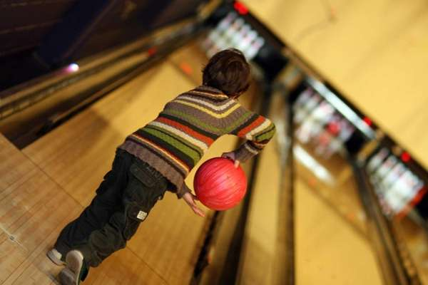 Maple Family Centers are offering free bowling lessons