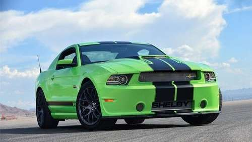 Shelby's customization of the Ford Mustang GT350 costs