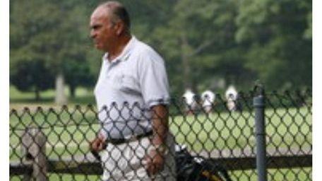 One-time conductor and LIRR union official Joseph Rutigliano,