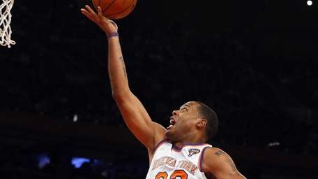 Marcus Camby, 39, played in just 24 games