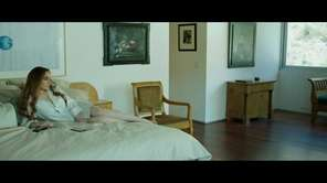 "Lindsay Lohan in ""The Canyons."""