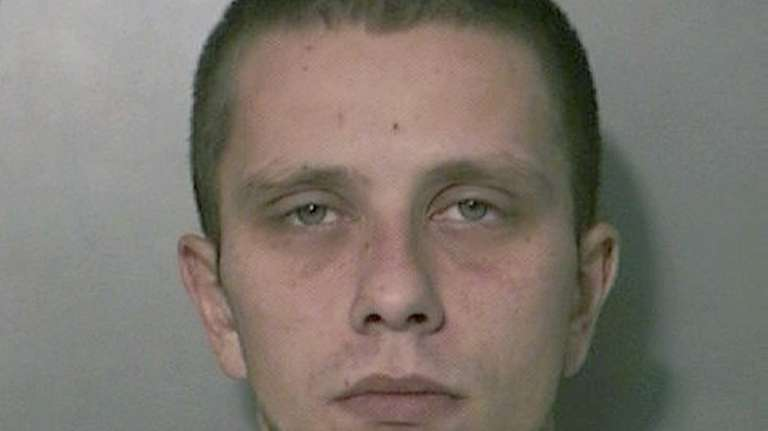 Sergey Fattakhov, 23, of Bellmore, was arrested and