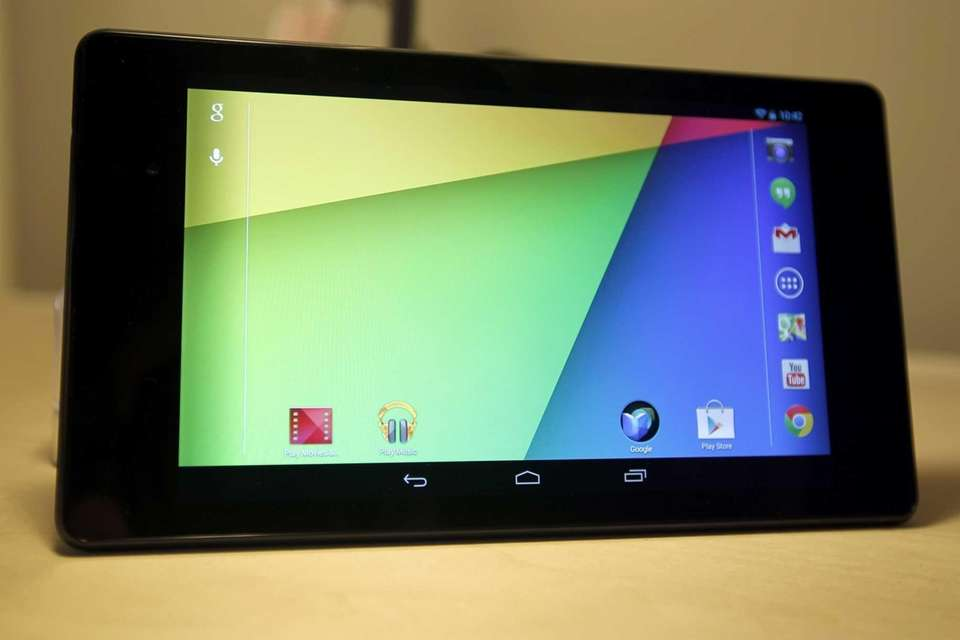 Released in July 2013, the Nexus 7 is