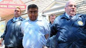 Dr. Anand Persaud was arrested as part of