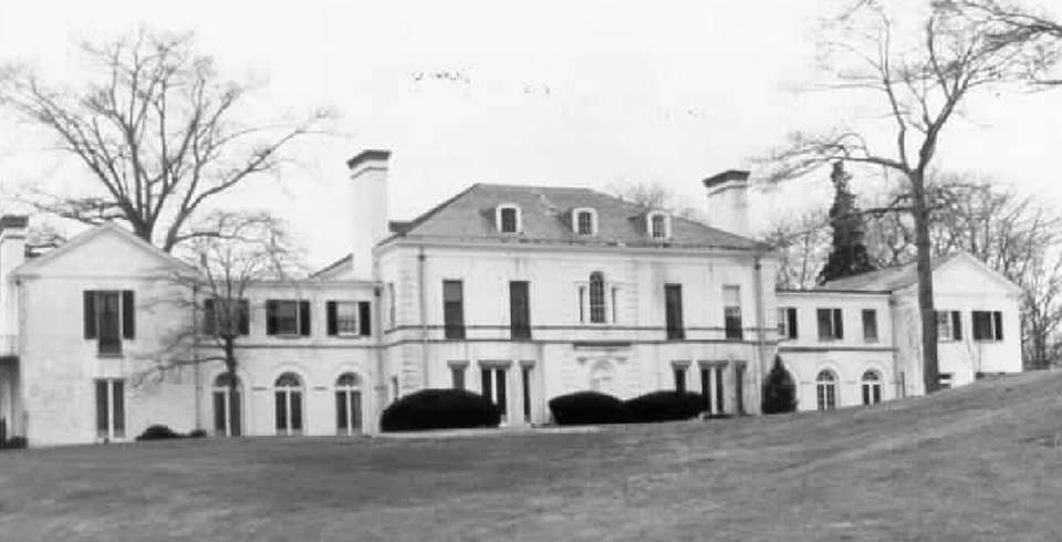 Now the Nissequogue Golf Club, the 1930 William