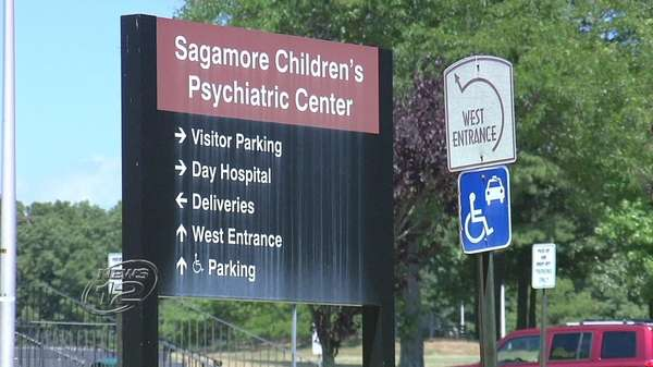 The Sagamore Children's Psychiatric Center, where inpatient treatment