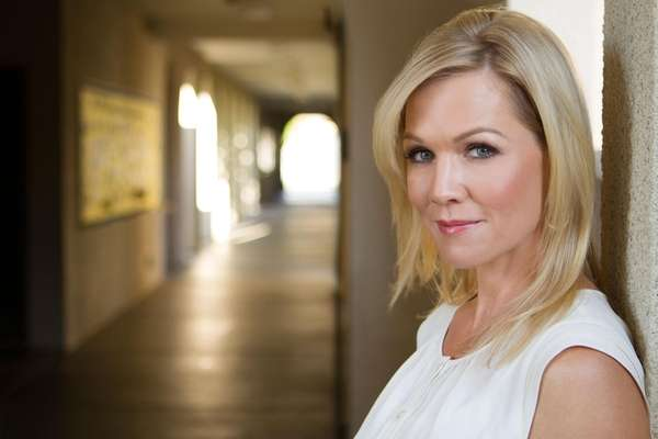 Actress Jennie Garth talks about her new charity