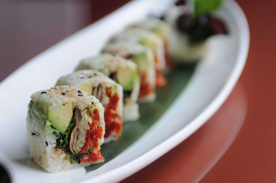 Icon roll at Ginza, Massapequa: Ginza embodies the