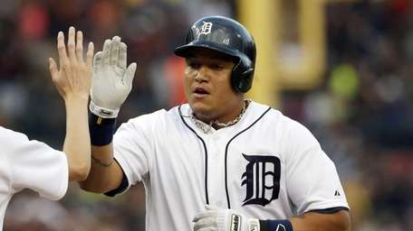 Cabrera, pictured, referred questions after the game about