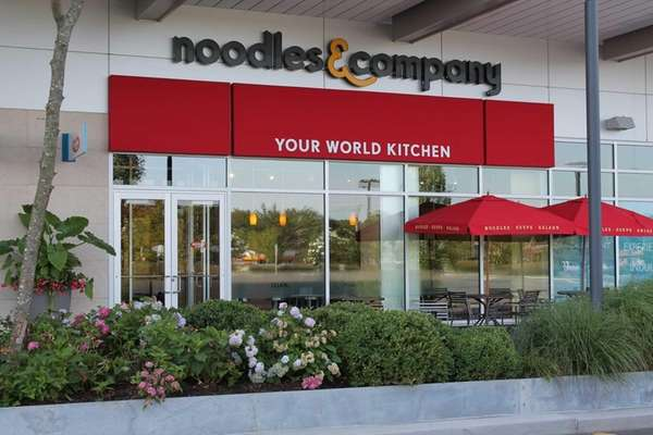 On July 31, 2013, Noodles & Company opened