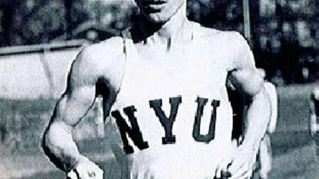 Gordon McKenzie, two-time Olympic competitor and former Great