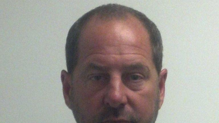 Scott Brown, 50, of Point Pleasant, N.J., was