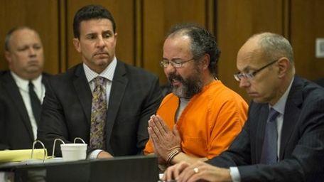 Ariel Castro was sentenced to life in prison,