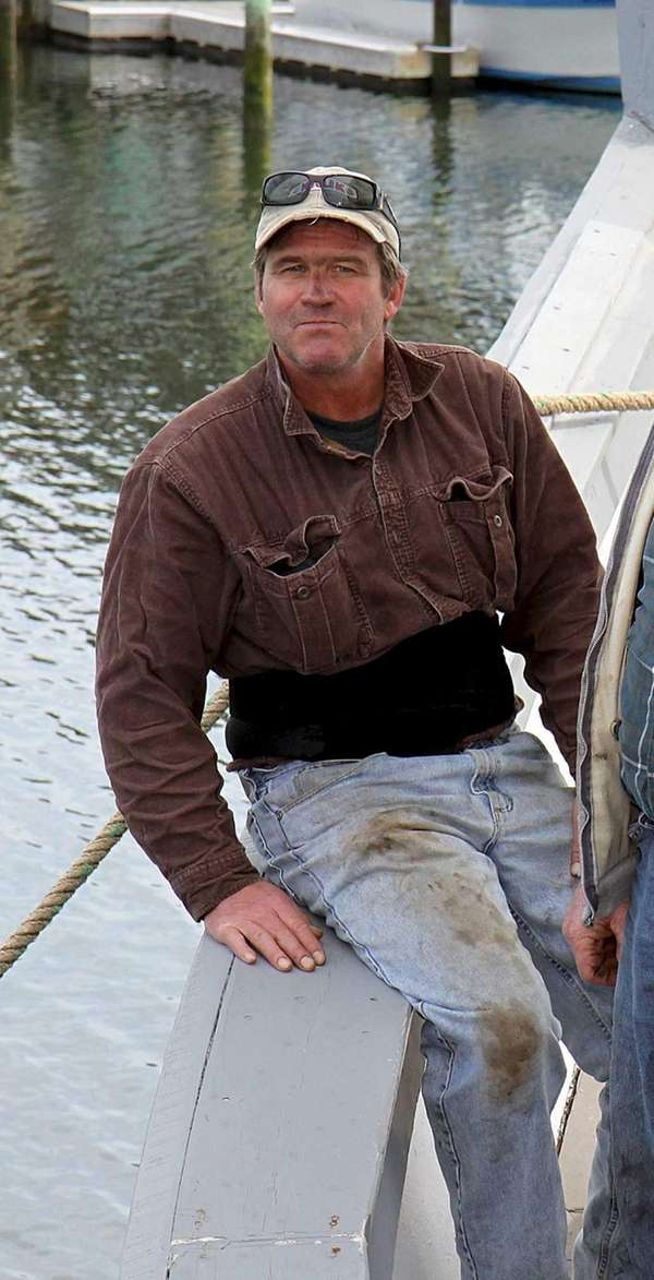 Federal prosecutors charged a Long Island fisherman, Charles