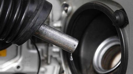 U.S. benchmark oil for September delivery rose $2.86
