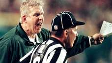 Bill Parcells coached either the Jets or Giants