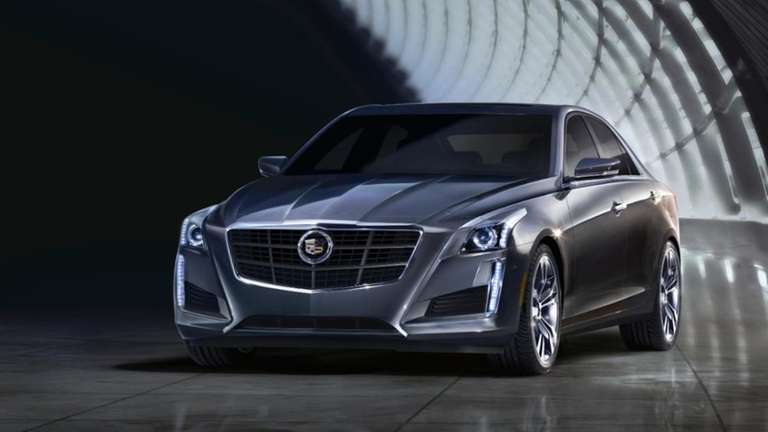 Is Cadillac A Foreign Car >> 2014 Cadillac Cts Truly Rivals Foreign Luxury Sedans Newsday