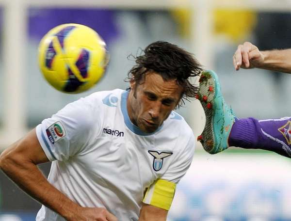 Lazio captain Stefano Mauri has been banned for