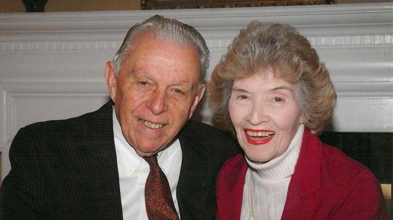 Paul Echausse, former Westbury Village trustee and deputy