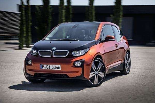 BMW recently unveiled the i3, the company's all-electric