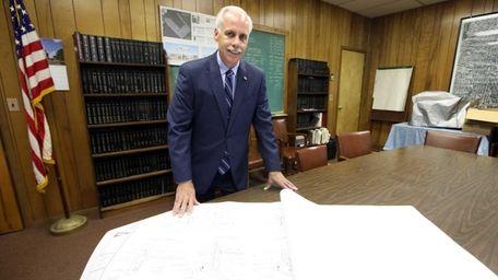 Kevin McCaffrey, GOP candidate for Suffolk's 14th Legislative
