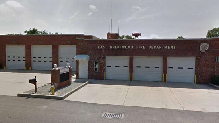 An exterior image of the East Brentwood Fire
